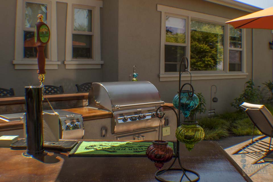 Outdoor Bbq S Fire Pits And Fireplaces Roseville Ca