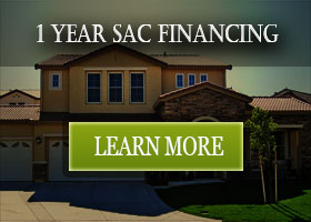 1 year sac financing