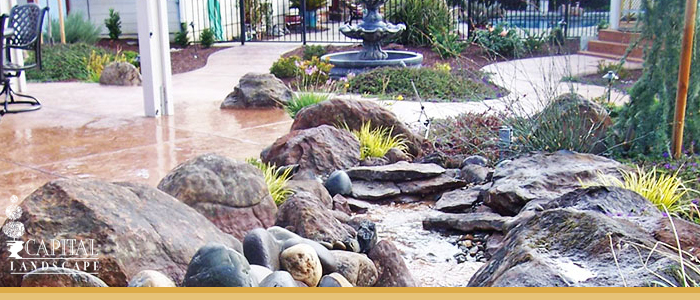Landscape Design Installation Services