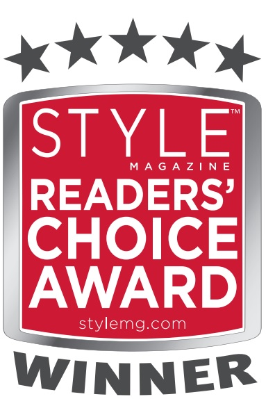 style magazine readers choice award winner