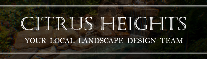 Citrus Heights Landscape Design