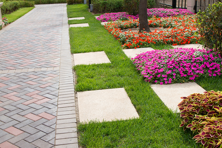 Paver Stones and Paving Stones in Roseville, CA