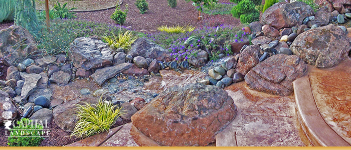 Expert Landscape Design in Lincoln, CA