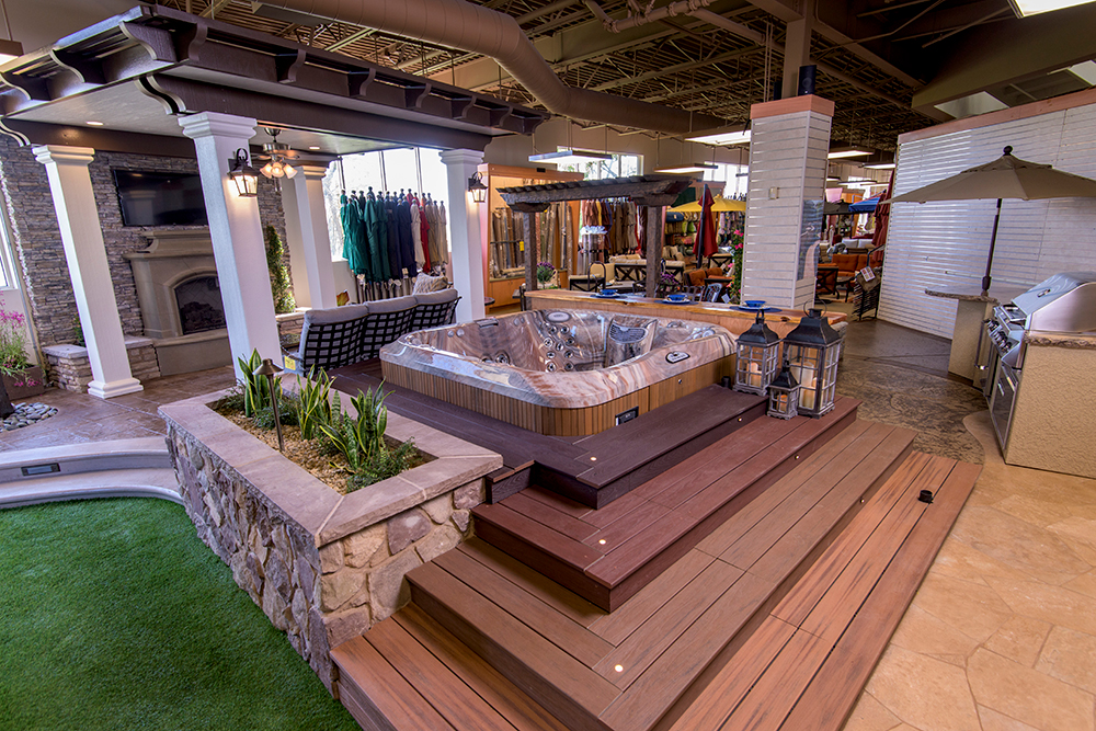 Landscape Design Showroom Roseville - Capital Landscape