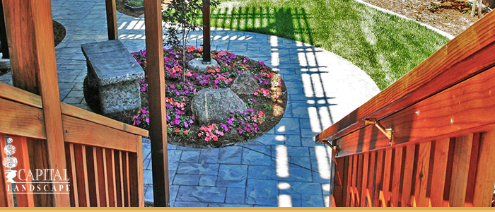 Lincoln Landscape Design and Installation